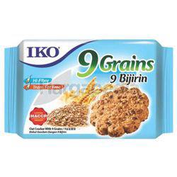 IKO Oatmeal Crackers 9 Grains 178gm