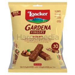 Loacker Gardena Fingers Hazelnut 125gm