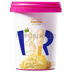 Baskin Robbins Vanilla Ice Cream 500ml