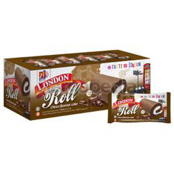 London Roll Chocolate 24x20gm