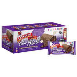 London Roll Double Chocolate 24x20gm
