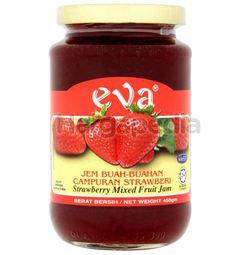 Eva Strawberry Mixed Fruit Jam 450gm
