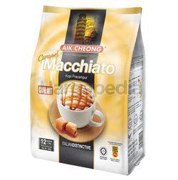 Aik Cheong Cafe Art Caramel Macchiato 12x25gm