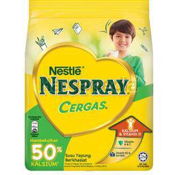 Nespray Cergas Nutritious Milk Powder 300gm