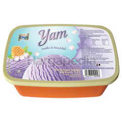 King's Ice Cream Yam 1.2lit