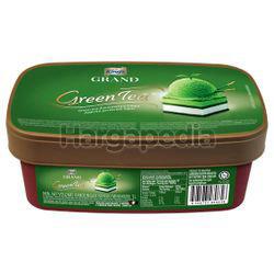 King's Grand Green Tea Ice Cream 1lit