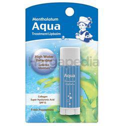 Mentholatum Aqua Treatment Lipbalm 3gm