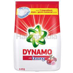 Dynamo Powder Detergent with Downy 640gm