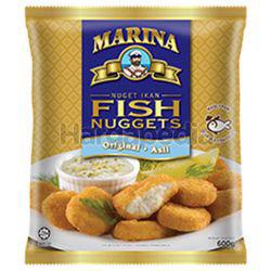 Marina Fish Nuggets Original 600gm