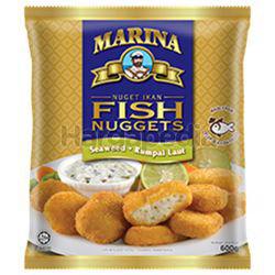Marina Fish Nuggets Seaweed 600gm