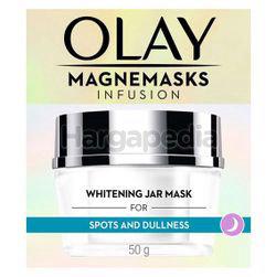 Olay Magnemasks Infusion Whitening Jar Mask Refill 50gm