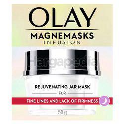 Olay Magnemasks Infusion Rejuvenating  Jar Mask Refill 50gm