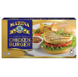 Marina Chicken Burger (Round) 400gm