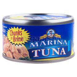 Marina Tuna Chunks In Brine 185gm