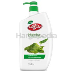 Lifebuoy Body Wash Matcha Green Tea 950ml