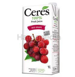 Ceres 100% Red Grape Juice 1lit
