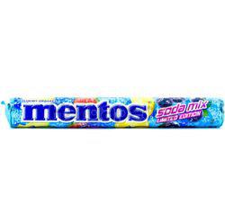 Mentos Chewy Soda Mix 37gm