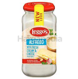 Leggo's Alfredo Fresh Cream & Cheese Pasta Sauce 490gm