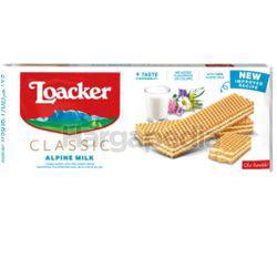 Loacker Classic Wafer Milk 175gm