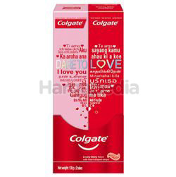 Colgate Dare To Love Toothpaste 2x130gm