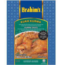 Brahim's Kurma Sauce 180gm