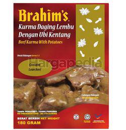 Brahim's Beef Kurma With Potatoes 180gm