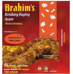 Brahim's Chicken Rendang 180gm
