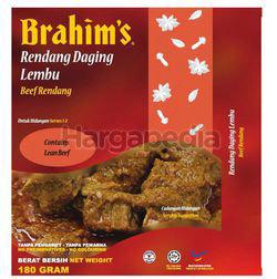 Brahim's Beef Rendang 180gm