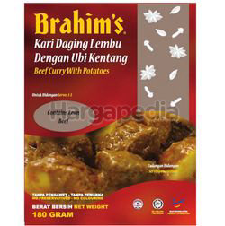 Brahim's Beef Curry with Potatoes 180gm