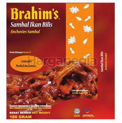 Brahim's Anchovies Sambal 180gm