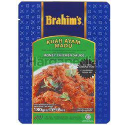 Brahim's Honey Chicken Sauce 180gm