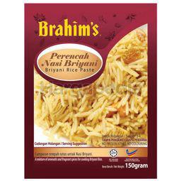 Brahim's Briyani Rice Paste 150gm