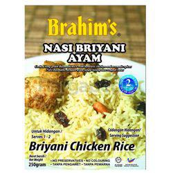 Brahim's Chicken Briyani Rice 250gm