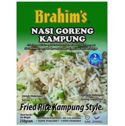 Brahim's Fried Rice Kampung style 250gm