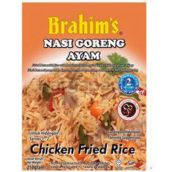 Brahim's Chicken Fried Rice 250gm