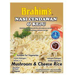 Brahim's Cheese & Mushroom Rice 250gm