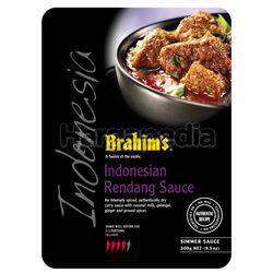 Brahim's Indonesian Rendang Sauce 300gm