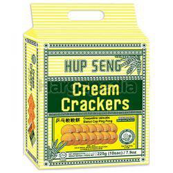 Hup Seng Ping Pong Cream Cracker 225gm