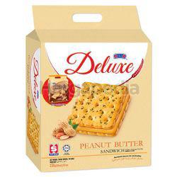 Hup Seng Kerk Deluxe Sandwich Peanut Butter 230gm