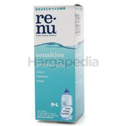 Bausch & Lomb Renu Fresh Multipurpose Solution Sensitive 355ml