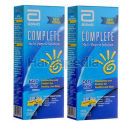 Abbott Complete Easy Rub 2x100ml