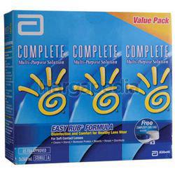 Abbott Complete Easy Rub 3x360ml