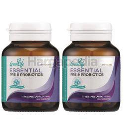 Greenlife Junior Pre & Probiotics 2x30s