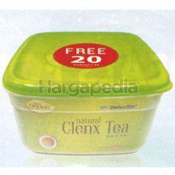 NH Detoxlim Natural Clenx Tea 100s + 20s