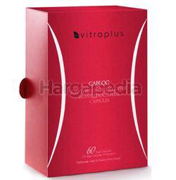Vitraplus Cabloc Rasberry & Greeen Coffee Capsule 60s