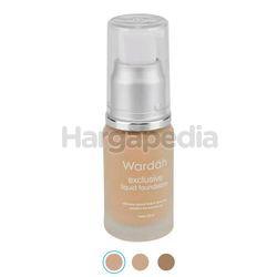 Wardah Exclusive Liquid Foundation 1s