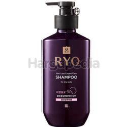 RYO Hair Loss Care Shampoo Normal or Dry Scalp 400ml