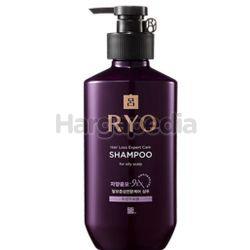 RYO Hair Loss Expert Care Shampoo Oily Scalp 400ml