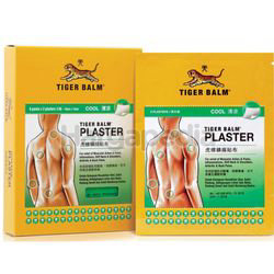 Tiger Balm Medicated Plaster Cool 6x2s