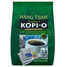 Hang Tuah Kopi-O 2 in 1 Black Coffee Liberica Beans 20x25gm